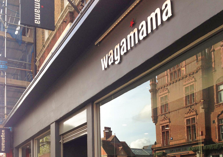 Wagamama Wimbledon london