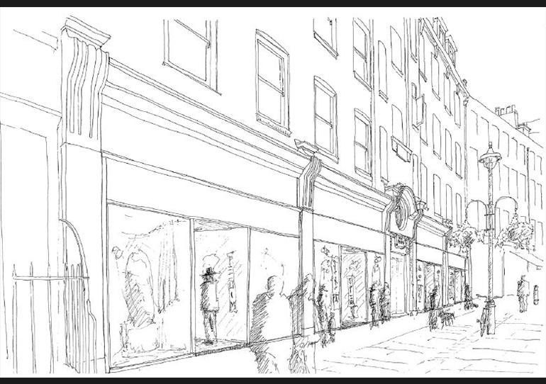 meard street london